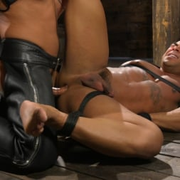 Dominic Pacifico in 'Kink Men' Bodybuilder Draven Navarro Takes Pain, Extreme CBT, and Gets Fucked (Thumbnail 10)