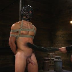 Dominic Pacifico in 'Kink Men' Bronze Submissive God Ian Greene gets Brutally Beaten and Fucked Senseless by Hung Stud (Thumbnail 7)
