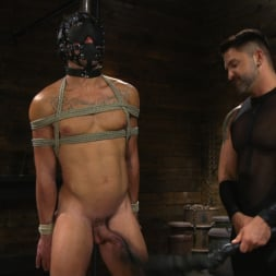 Dominic Pacifico in 'Kink Men' Bronze Submissive God Ian Greene gets Brutally Beaten and Fucked Senseless by Hung Stud (Thumbnail 9)