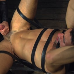 Dominic Pacifico in 'Kink Men' Bronze Submissive God Ian Greene gets Brutally Beaten and Fucked Senseless by Hung Stud (Thumbnail 10)