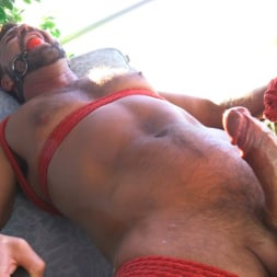 Dominic Pacifico in 'Kink Men' Delivery Gone Wrong - Uncut Stud Gets Edged By the Pizza Delivery Guy (Thumbnail 12)