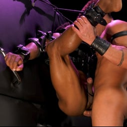 Dominic Pacifico in 'Kink Men' Dom Worship: Newcomer Adrian Hart Services Muscle God Dominic Pacifico (Thumbnail 13)