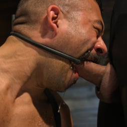 Dominic Pacifico in 'Kink Men' FIRST SHOOT for Muscle Stud Chad Stone (Thumbnail 3)