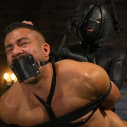 Dominic Pacifico in 'Kink Men' FIRST SHOOT for Muscle Stud Chad Stone (Thumbnail 4)