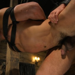Dominic Pacifico in 'Kink Men' FIRST SHOOT for Muscle Stud Chad Stone (Thumbnail 6)
