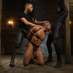 Dominic Pacifico in 'Kink Men' FIRST SHOOT for Muscle Stud Chad Stone (Thumbnail 10)