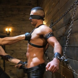 Dominic Pacifico in 'Kink Men' FIRST SHOOT for Muscle Stud Chad Stone (Thumbnail 11)