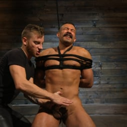 Dominic Pacifico in 'Kink Men' FIRST SHOOT for Muscle Stud Chad Stone (Thumbnail 13)