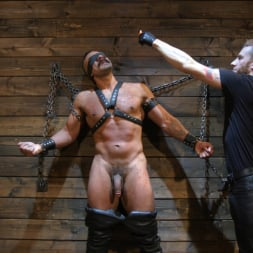 Dominic Pacifico in 'Kink Men' FIRST SHOOT for Muscle Stud Chad Stone (Thumbnail 14)