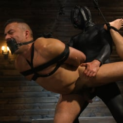 Dominic Pacifico in 'Kink Men' FIRST SHOOT for Muscle Stud Chad Stone (Thumbnail 15)