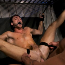 Dominic Pacifico in 'Kink Men' Hard Up Hole: Max Adonis gives up holes for protection (Thumbnail 4)