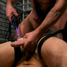 Dominic Pacifico in 'Kink Men' Hard Up Hole: Max Adonis gives up holes for protection (Thumbnail 8)