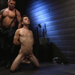 Dominic Pacifico in 'Kink Men' Obedient Slave, Marcus Rivers Serves Dominic Pacifico (Thumbnail 11)