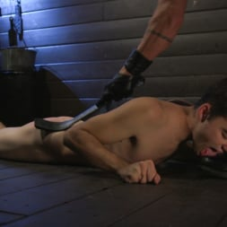Dominic Pacifico in 'Kink Men' Obedient Slave, Marcus Rivers Serves Dominic Pacifico (Thumbnail 15)