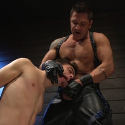 Dominic Pacifico in 'Kink Men' Obedient Slave, Marcus Rivers Serves Dominic Pacifico (Thumbnail 17)