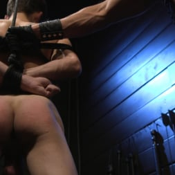 Dominic Pacifico in 'Kink Men' Obedient Slave, Marcus Rivers Serves Dominic Pacifico (Thumbnail 19)