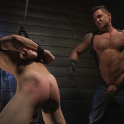 Dominic Pacifico in 'Kink Men' Obedient Slave, Marcus Rivers Serves Dominic Pacifico (Thumbnail 20)