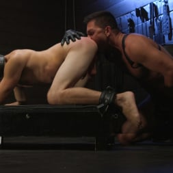 Dominic Pacifico in 'Kink Men' Obedient Slave, Marcus Rivers Serves Dominic Pacifico (Thumbnail 21)