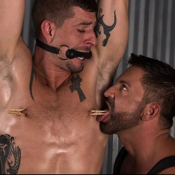 Dominic Pacifico in 'Kink Men' OverHead: Sean Maygers Bound and Edged (Thumbnail 4)