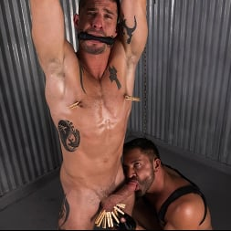 Dominic Pacifico in 'Kink Men' OverHead: Sean Maygers Bound and Edged (Thumbnail 8)