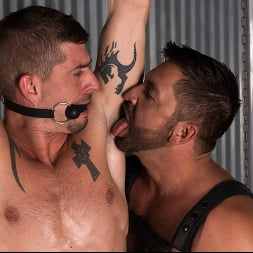 Dominic Pacifico in 'Kink Men' OverHead: Sean Maygers Bound and Edged (Thumbnail 10)