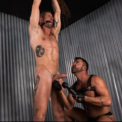Dominic Pacifico in 'Kink Men' OverHead: Sean Maygers Bound and Edged (Thumbnail 15)