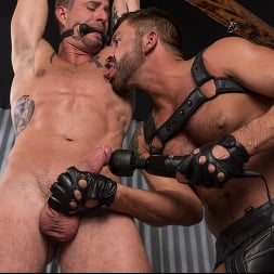 Dominic Pacifico in 'Kink Men' OverHead: Sean Maygers Bound and Edged (Thumbnail 16)