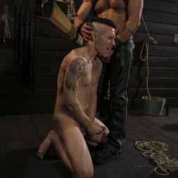 Dominic Pacifico in 'Kink Men' Pretty boy Zak Bishop gets trained by Master Pacifico (Thumbnail 8)