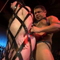 Draven Navarro in 'Kink Men' The Bottom Bitch: Draven Navarro Pulls Rank on Alex Hawk RAW (Thumbnail 12)