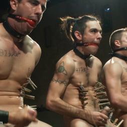 Dylan Deap in 'Kink Men' Slave Auction - Live Shoot (Thumbnail 18)