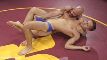 Dylan Strokes in 'Hot Newcomer Max Woods takes on undefeated Dylan Strokes'