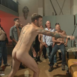 Dylan Strokes in 'Kink Men' Relentlessly flogged, drenched in cum and tickled to the extreme! (Thumbnail 16)