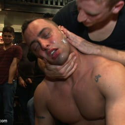 Fabio Stallone in 'Kink Men' Ripped Muscle, Fat Cock, Round Ass, Humiliated in Public (Thumbnail 6)