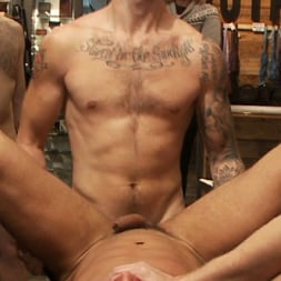 Fabio Stallone in 'Kink Men' Ripped Muscle, Fat Cock, Round Ass, Humiliated in Public (Thumbnail 9)