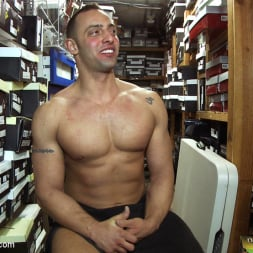 Fabio Stallone in 'Kink Men' Ripped Muscle, Fat Cock, Round Ass, Humiliated in Public (Thumbnail 14)