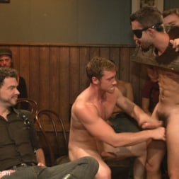 Isaac Hardy in 'Kink Men' Ripped go-go boy beaten, fucked and covered in cum (Thumbnail 2)