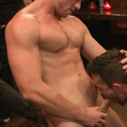 Isaac Hardy in 'Kink Men' Ripped go-go boy beaten, fucked and covered in cum (Thumbnail 11)