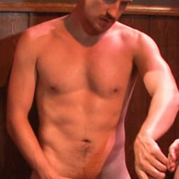 Isaac Hardy in 'Kink Men' Ripped go-go boy beaten, fucked and covered in cum (Thumbnail 12)