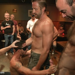 Isaac Hardy in 'Kink Men' Ripped go-go boy beaten, fucked and covered in cum (Thumbnail 13)