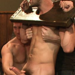 Isaac Hardy in 'Kink Men' Ripped go-go boy beaten, fucked and covered in cum (Thumbnail 14)