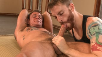 Jace Chambers in 'Veiny hung cock, edged for the first time'