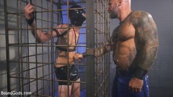 Jason Collins in 'CAPTIVE: Jason Collins and Tony Orlando'