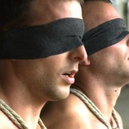 Jason Visconti in 'Kink Men' World Premier of the Visconti Triplets in Bondage (Thumbnail 23)