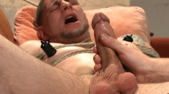 Jay Rising in 'Straight Giant Cock!'