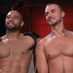 Jessie Colter in 'Kink Men' Leo Forte takes Jessie Colter to the limit (Thumbnail 13)