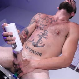 Johnny Hill in 'Kink Men' Is Hungry For Cock! (Thumbnail 14)