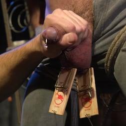 Johnny Hill in 'Kink Men' Rat Trap: Tony Orlando Bound and Fucked by Johnny Hill RAW (Thumbnail 11)