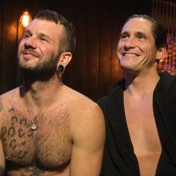 Johnny Hill in 'Kink Men' Rat Trap: Tony Orlando Bound and Fucked by Johnny Hill RAW (Thumbnail 24)