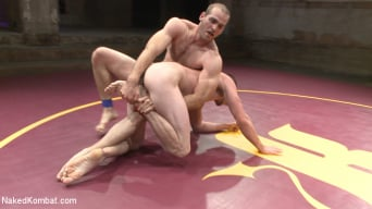 Jonah Marx in 'Jay Rising takes on Jonah Marx'