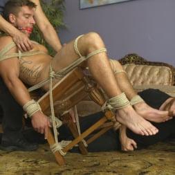Jordan Boss in 'Kink Men' Edging Straight Boy Until He Busts a Nut Hands-Free (Thumbnail 7)